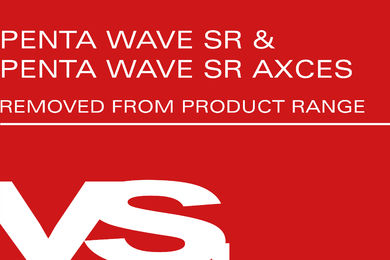 Penta Wave SR versions are replaced by the SRL versions